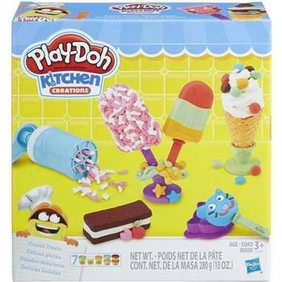 Hasbro Play Doh Kitchen Creations Frozen Treats E0042