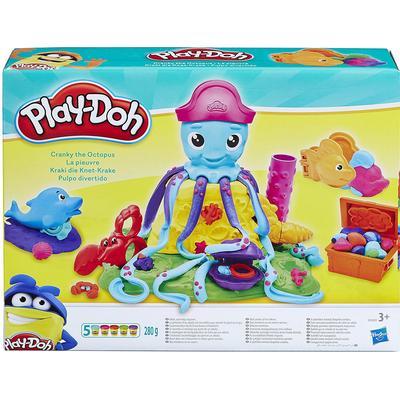 Hasbro Play Doh Cranky the Octopus E0800