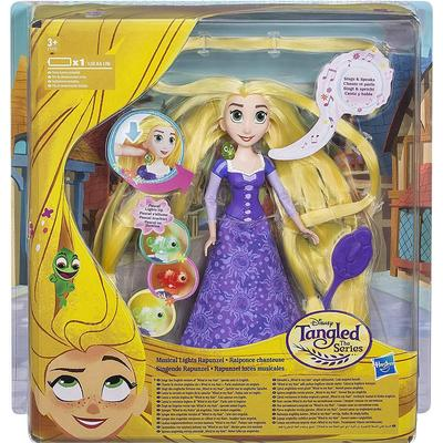 Hasbro Disney Tangled the Series Musical Lights Rapunzel C1752