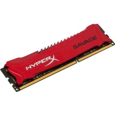 Kingston Savage Red DDR3 1600MHz 2x8GB (HX316C9SRK2/16)