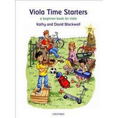 Viola Time Starters + CD (Övrigt format, 2012)