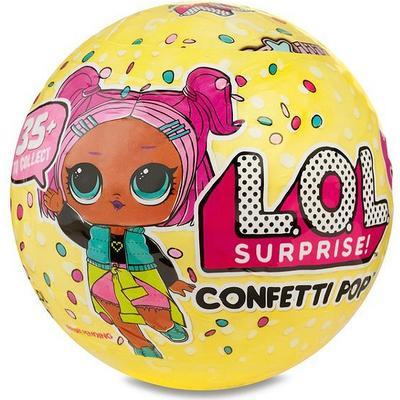 LOL Surprise Confetti Pop Tots Series 3 Doll