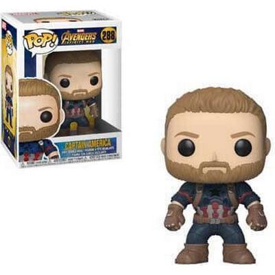 Funko Pop! Marvel Avengers Infinity War Captain America