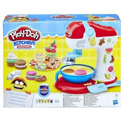 Hasbro Play Doh Kitchen Creations Spinning Treats Mixer E0102