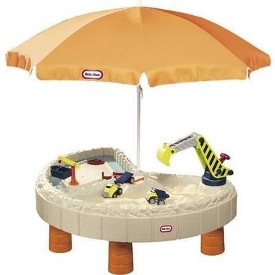 Little Tikes Builder's Bay Sand & Water Table