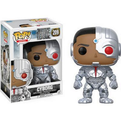 Funko Pop! Movies DC Justice League Cyborg