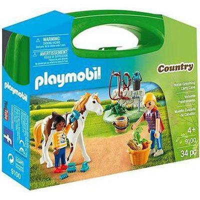 Plantoys Horse Grooming Carry Case 9100