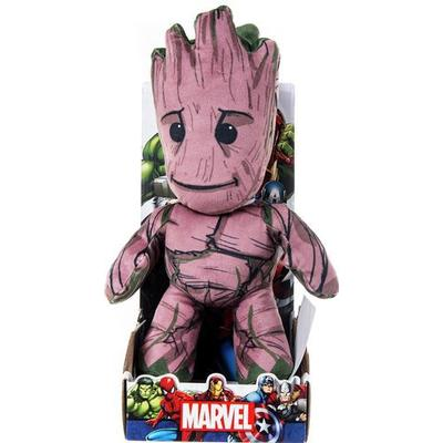 "Posh Paw Marvel Avengers Groot 10"" Plush"