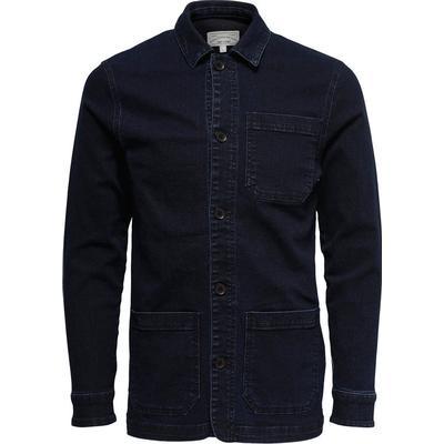 Only & Sons Denim Jacket Blue/Dark Blue Denim (22010179)