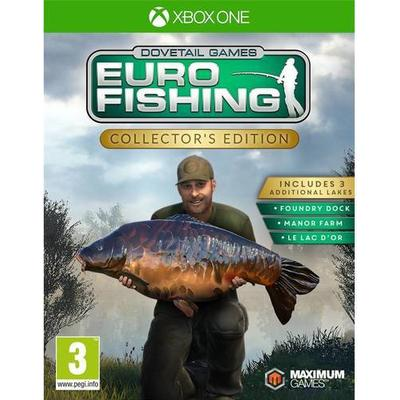 Dovetail Games Euro Fishing: Collector's Edition