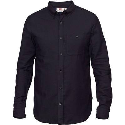 Fjällräven Övik Foxford Shirt LS Dark Navy (F81882-555)