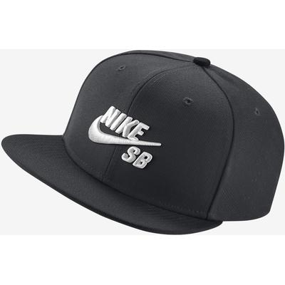 Nike SB Icon Black/Black/Black/White (628683-013)