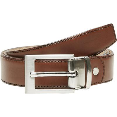 Selected Leather Belt Brown/Cognac (16062546)