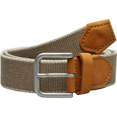 Selected Leather Belt Brown/Crockery (16061274)