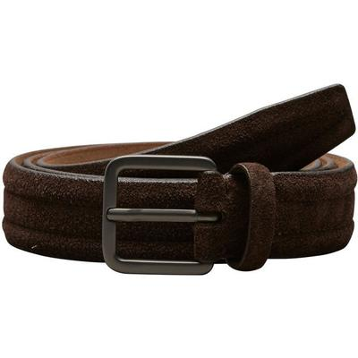 Selected Leather Belt Brown/Walnut (16061270)