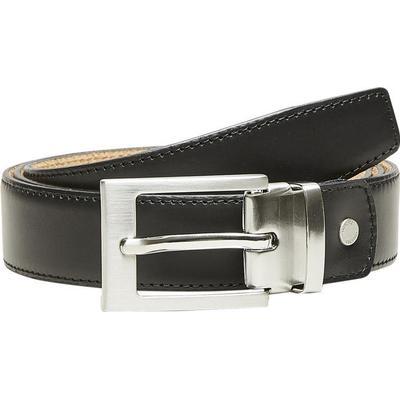 Selected Leather Belt Black/Black (16062546)