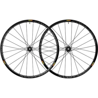 Mavic Crossmax Pro Carbon Wheel Set