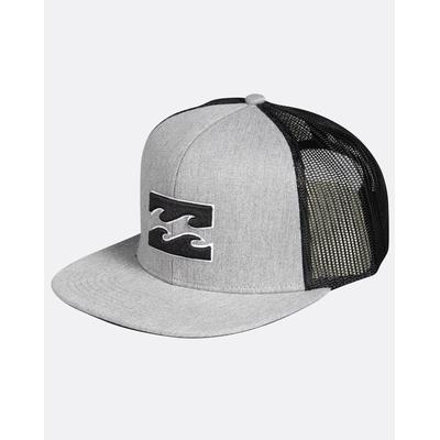 Billabong All Day Trucker Hat Grey Heather (H5CT04BIP8)
