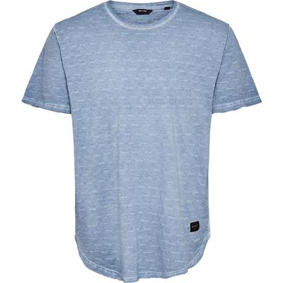 Only & Sons Detailed T-shirt Blue/Copen Blue (22007506)