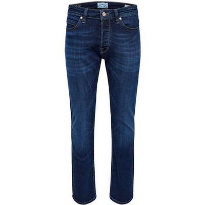 Only & Sons Weave Regular Fit Jeans Blue/Dark Blue Denim (22007017)