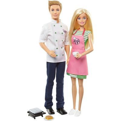 Mattel Barbie & Ken FHP64