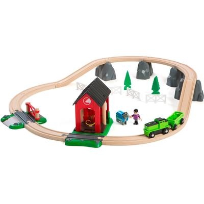 Brio Countryside Horse Set 33790