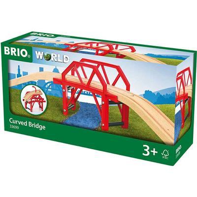 Brio Curved Bridge 33699