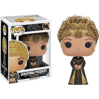 Funko Pop! Movies Fantastic Beasts & Where to Find Them Seraphina Picquery