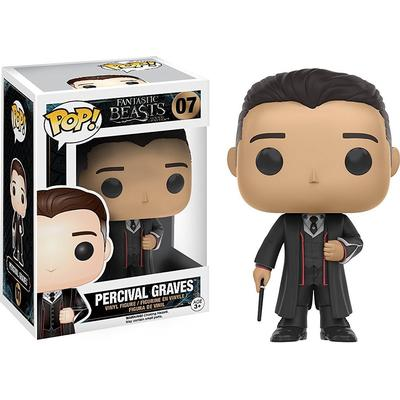 Funko Pop! Movies Fantastic Beasts & Where to Find Them Percival Graves