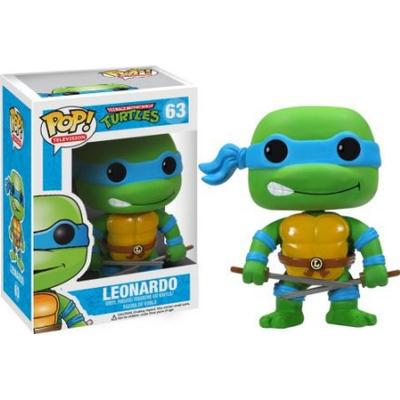 Funko Pop! TV Teenage Mutant Ninja Turtles Leonardo