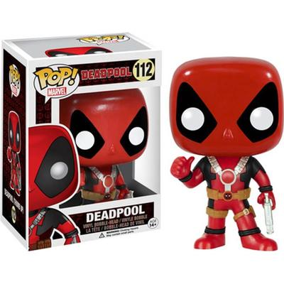 Funko Deadpool Movie Thumbs Up