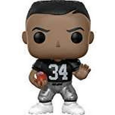Funko 20212 NFL Legends 1 Bo Jackson Raiders Home Pop Vinyl Figure, Multi-Colour