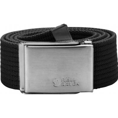 Fjällräven Merano Canvas Belt Unisex Black (F77028-550)