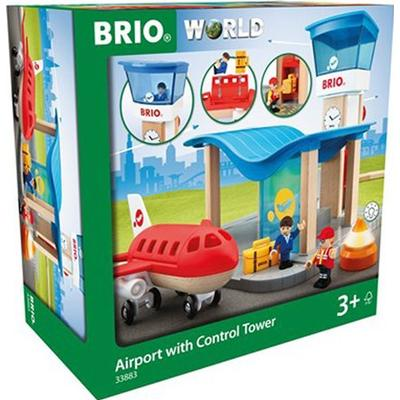 Brio Airport with Control Tower 33883
