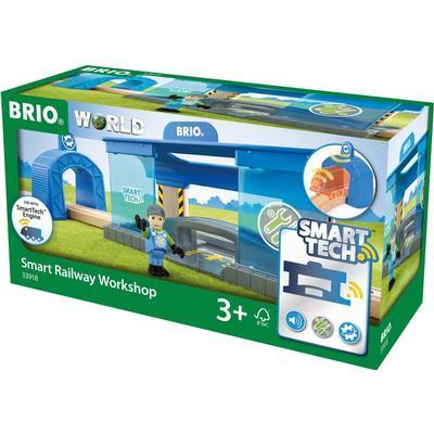 Brio Smart Railway Workshop 33918