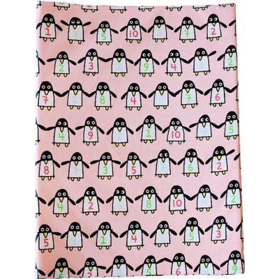 Färg & Form Penguin Pals Changing Pad