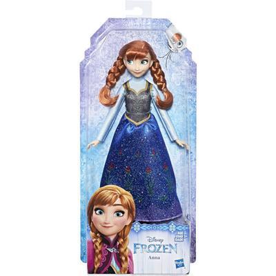 Hasbro Disney Frozen Classic Fashion Anna E0316