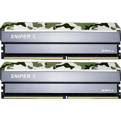G.Skill Sniper X DDR4 3200MHz 2x16GB (F4-3200C16D-32GSXFB)