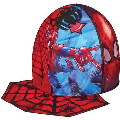 Worlds Apart Spiderman Secret Den Play Tent