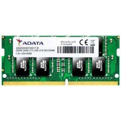Adata Premier Series DDR4 2400MHz 4GB (AD4S2400J4G17-R)