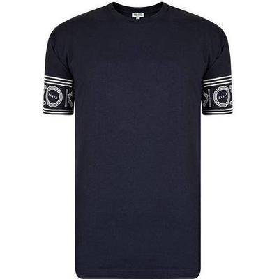 Kenzo Logo T-Shirt Ink (F665TS0434BD.78)
