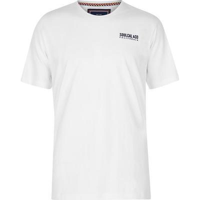 SoulCal Small Logo T-shirt White (59907301)