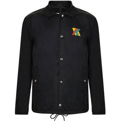 Kenzo Hyper Water Resistant Jacket Black (F855OU3641NH.99)