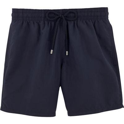 Vilebrequin Moorea Solid Swim Shorts Navy (WB-MOOP701P-HOM-390)