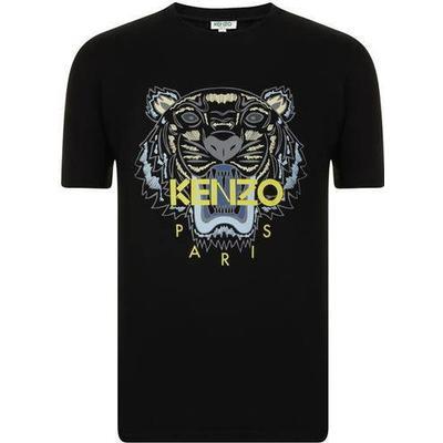 Kenzo Tiger T-shirt Black (F855TS0504YB.99)