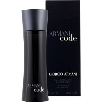 Giorgio Armani Armani Code for Men EdT 75ml