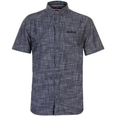 SoulCal Denim Shirt Indigo (55725692)