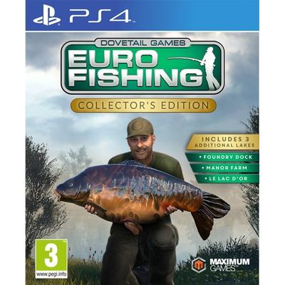 Euro Fishing - Collectors Edition