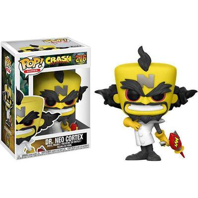 Funko Pop! Games Crash Bandicoot Dr Neo Cortex