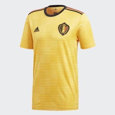 Adidas Belgium Away Jersey 18/19 Youth